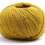 LAMANA_COMO_Tweed_67T_Senf_Mustard